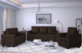 CasaStyle Jamestown 6 Seater Fabric 3+2+1 Sofa Set