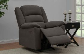 CasaStyle Carsley One Seater Living Room Recliner Sofa