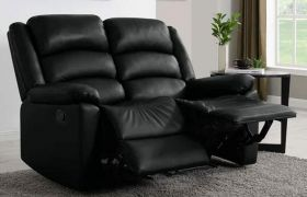 CasaStyle Carsley Two Seater Living Room Recliner Sofa
