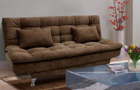 CasaStyle - Superstyle 3 Seater Sofa Cum Bed (Brown)
