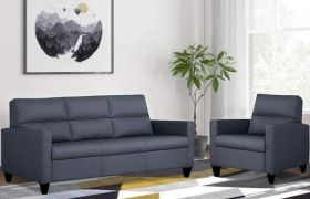 CasaStyle - Alvinston 3+1 Seater Sofa Set - Premium Fabric 4 Seater Sofa Set