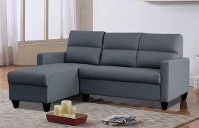 CasaStyle Alvinston LHS L Shape Sofa Set