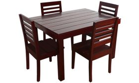 CasaStyle Assiatic Dining Table Set