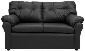 CasaStyle Emrado Two Seater Leatherette Sofa