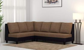 CasaStyle Nancy Six Seater L Shape Sofa Set