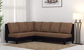CasaStyle Nancy Six Seater L Shape Sofa Set