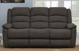 CasaStyle Carsley 3 Seater Living Room Recliner Sofa