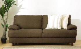 Darin Sofa Set in Fabric