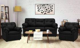 CasaStyle Emrado Five Seater 3+1+1 Sofa Set