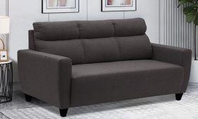 CasaStyle Kristen 3 Seater Sofa (Dark Grey)