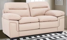 CasaStyle Macken 2 Seater Sofa (Cream)