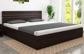CasaStyle Mahino Engineered Wood Bed with Box Storage
