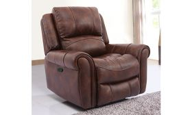 Casastyle Maxx 1 Seater Recliner Sofa in Leatherette